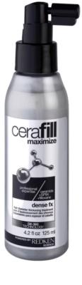 Redken Cerafill Maximize tratamento capilar para reforçar o diâmetro da fibra capilar com efeito instantâneo