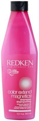 Redken Color Extend Magnetics sampon pentru par vopsit