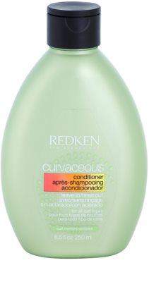 Redken Curvaceous condicionador para cabelos encaracolados e ondulados