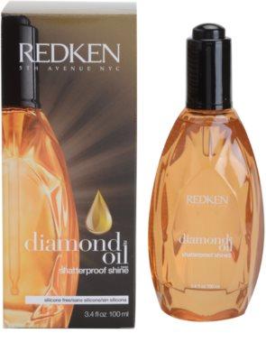 Redken Diamond Oil aceite para cabello fino y normal 1