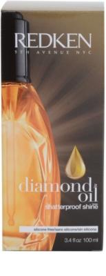 Redken Diamond Oil aceite para cabello fino y normal 3