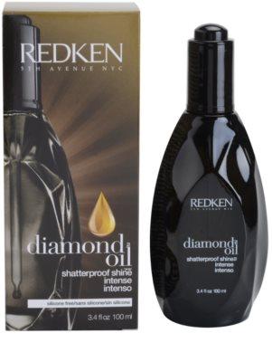 Redken Diamond Oil aceite para cabello rebelde y grueso 1