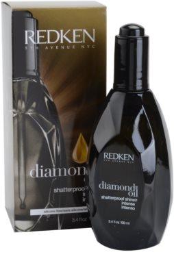 Redken Diamond Oil olej pro silné a nepoddajné vlasy 2