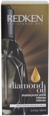 Redken Diamond Oil aceite para cabello rebelde y grueso 3