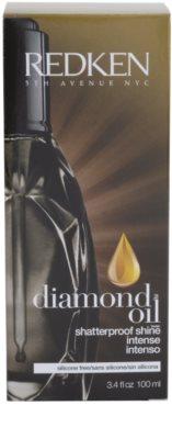 Redken Diamond Oil olej pro silné a nepoddajné vlasy 3