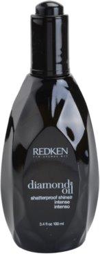 Redken Diamond Oil olej pro silné a nepoddajné vlasy