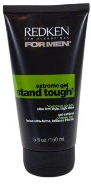 Redken For Men Styling gel za lase z močnim utrjevanjem