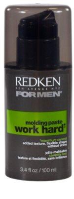 Redken For Men Styling modelirna pasta z močnim utrjevanjem