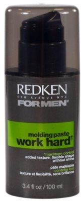 Redken For Men Styling modelovací pasta silné zpevnění