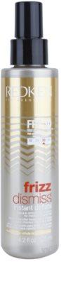 Redken Frizz Dismiss tratamiento de aceite  para alisar el cabello