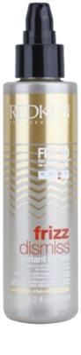 Redken Frizz Dismiss олійка-догляд для вирівнювання волосся 1