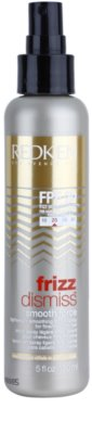 Redken Frizz Dismiss lehké uhlazující mléko pro uhlazení krepatějících se vlasů 1
