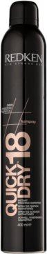 Redken Hairspray spray cu uscare rapida pentru finisare fixare ultra-puternica