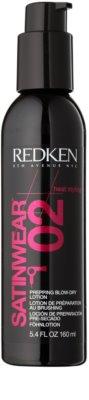 Redken Heat Styling Thermo Actif zaščitni losjon za toplotno oblikovanje las