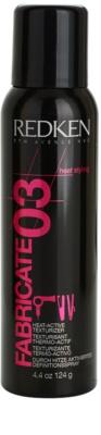 Redken Heat Styling Thermo Actif spray protector protector de calor para el cabello