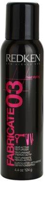Redken Heat Styling Thermo Actif zaščitno pršilo za toplotno oblikovanje las