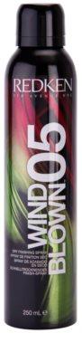 Redken Signature Look ultra könnyű száraz finish spray