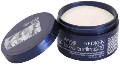 Redken Signature Look spray de definición con acabado flexible 1