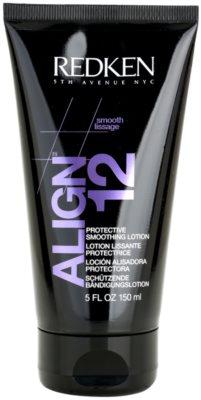 Redken Straight Lissage balzam za glajenje za obremenjene lase