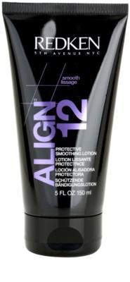 Redken Straight Lissage uhlazující balzám pro vlasy namáhané teplem