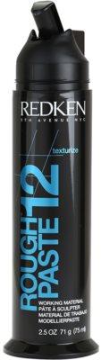 Redken Texture pasta stylizująca do wszystkich rodzajów włosów 1