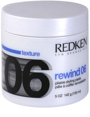 Redken Texture Modellierende Haarpaste für Definition und Form