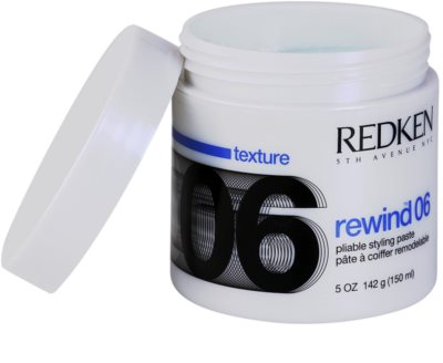 Redken Texture моделираща паста  за фиксиране и оформяне 1