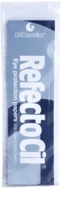 RefectoCil Eye Protection papeles para proteger los ojos
