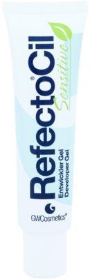 RefectoCil Sensitive gel activador para teñir cejas y pestañas