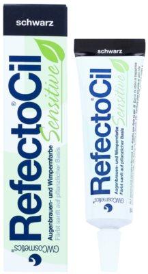 RefectoCil Sensitive Farbe für Augenbrauen und Wimpern 1