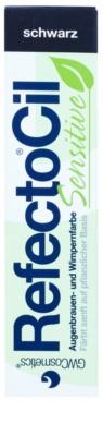 RefectoCil Sensitive Farbe für Augenbrauen und Wimpern 2