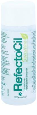 RefectoCil Sensitive odstranjevalec barvnih madežev s kože po barvanju obrvi