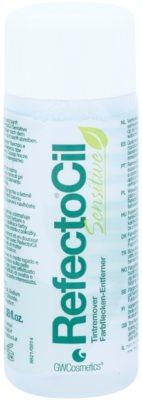RefectoCil Sensitive solutie de curatare a petelor după colorarea sprancenelor