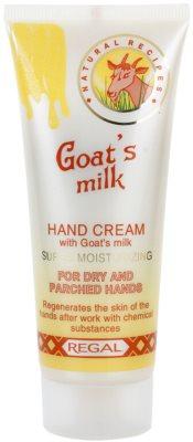 Regal Goat's Milk crema de manos con leche de cabra