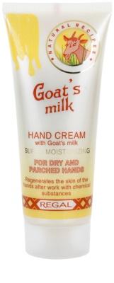Regal Goat's Milk крем за ръце  с козе мляко