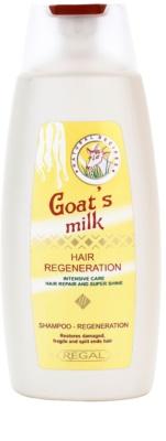 Regal Goat's Milk šampon s kozím mlékem