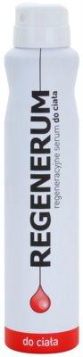 Regenerum Body Care regeneráló szérum a száraz és érzékeny bőrre