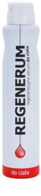 Regenerum Body Care regenerierendes Serum für trockene und gereitzte Haut