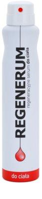 Regenerum Body Care sérum regenerador para pieles secas e irritadas 1