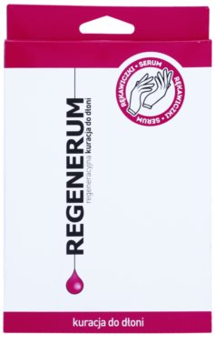 Regenerum Hand Care regeneračná maska  na ruky a nechty