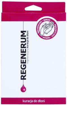 Regenerum Hand Care Regenerierende Maske für Hände und Fingernägel