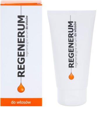 Regenerum Hair Care ser regenerator pentru par uscat si deteriorat 1