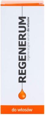 Regenerum Hair Care ser regenerator pentru par uscat si deteriorat 2