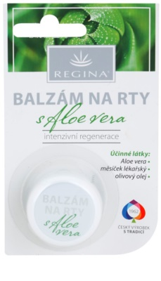 Regina Aloe Vera balsam do ust z aloesem