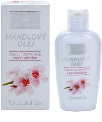 Regina Professional Care Mandelöl für Körper und Gesicht 1
