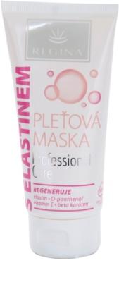 Regina Professional Care mascarilla facial con elastina