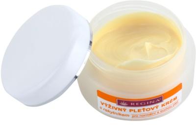 Regina Sea Buckthorn creme nutritivo para pele normal e seca 1