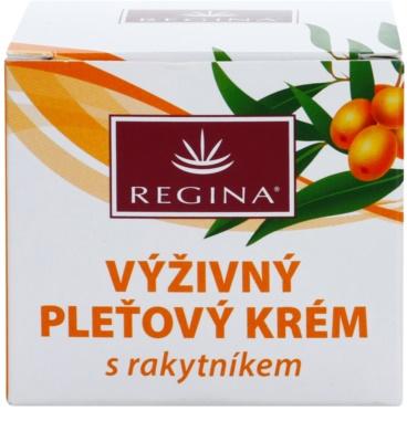 Regina Sea Buckthorn crema nutritiva  para pieles normales y secas 3