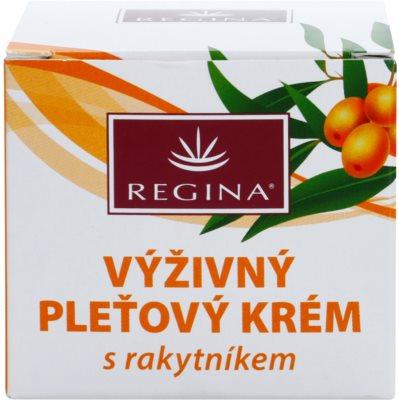 Regina Sea Buckthorn creme nutritivo para pele normal e seca 3