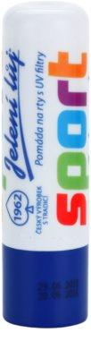 Regina Sport mazilo za ustnice z UV faktorjem